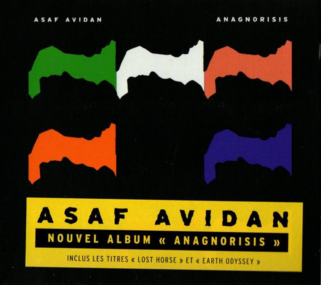 Anagnorisis / Asaf Avidan   Avidan , Asaf