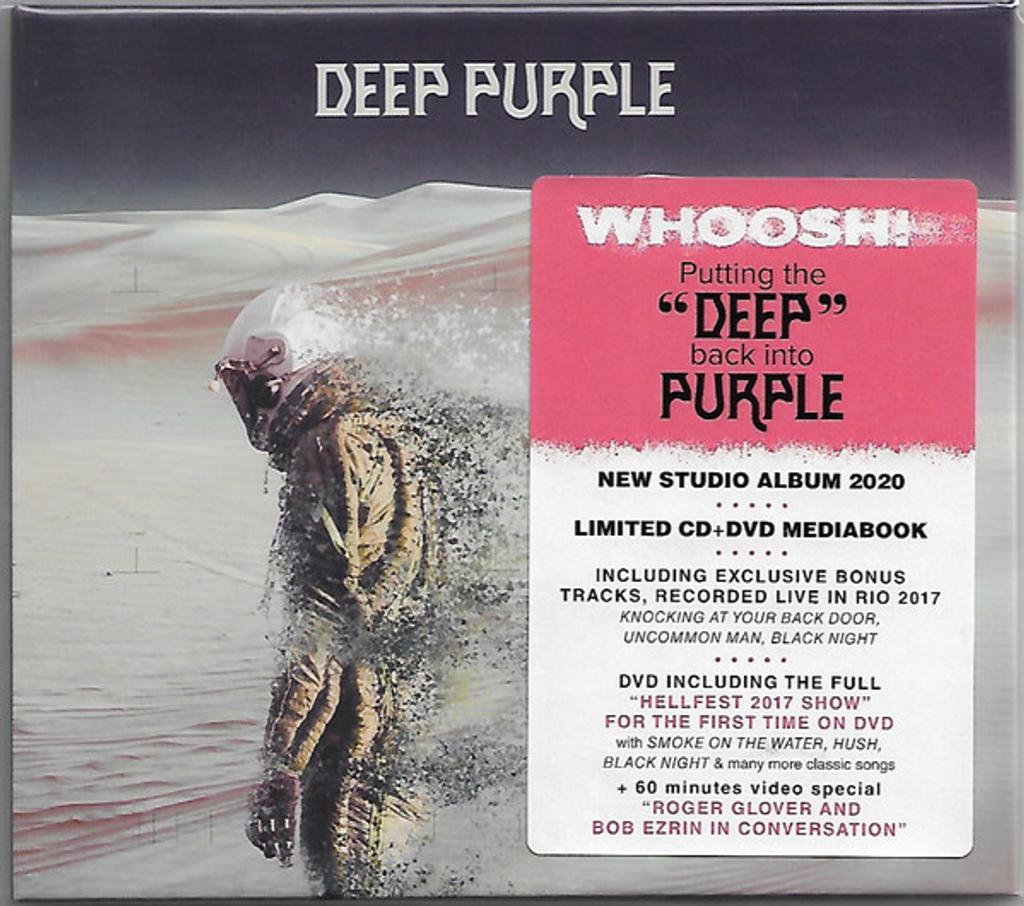 Whoosh! / Deep Purple   Deep Purple