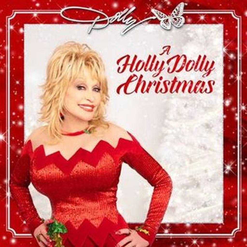A holly Dolly Christmas / Dolly Parton    Parton, Dolly
