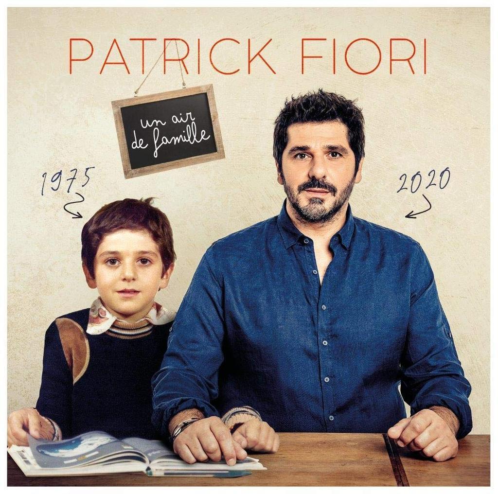Un air de famille / Patrick Fiori    Fiori , Patrick