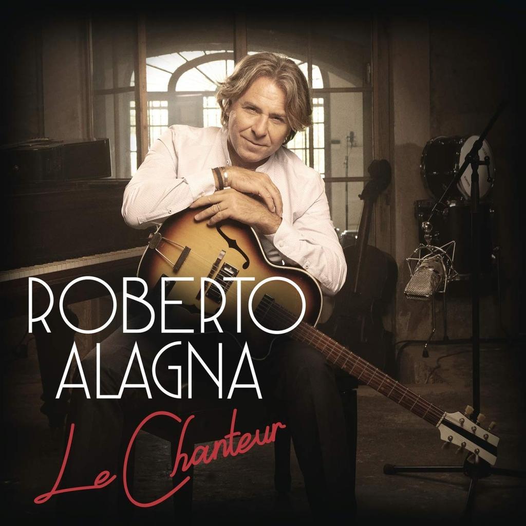 Le chanteur / Roberto Alagna   Alagna , Roberto