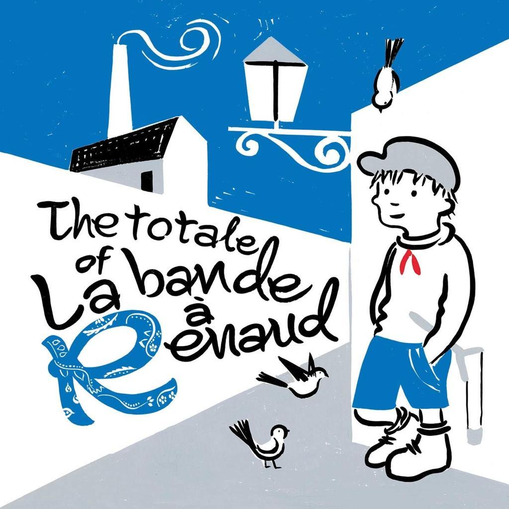 The Totale of la Bande À Renaud / Grand Corps Malade   