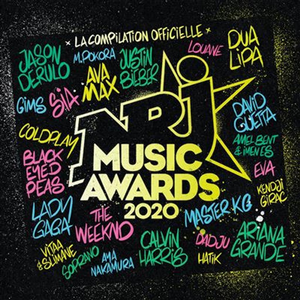 NRJ music awards 2020 / Master Kg   