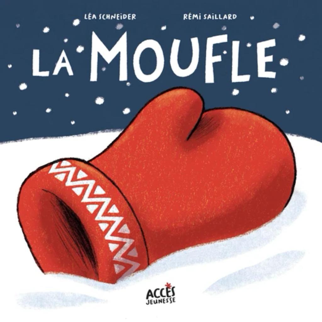 La moufle / Léa Schneider   Schneider, Léa. Auteur