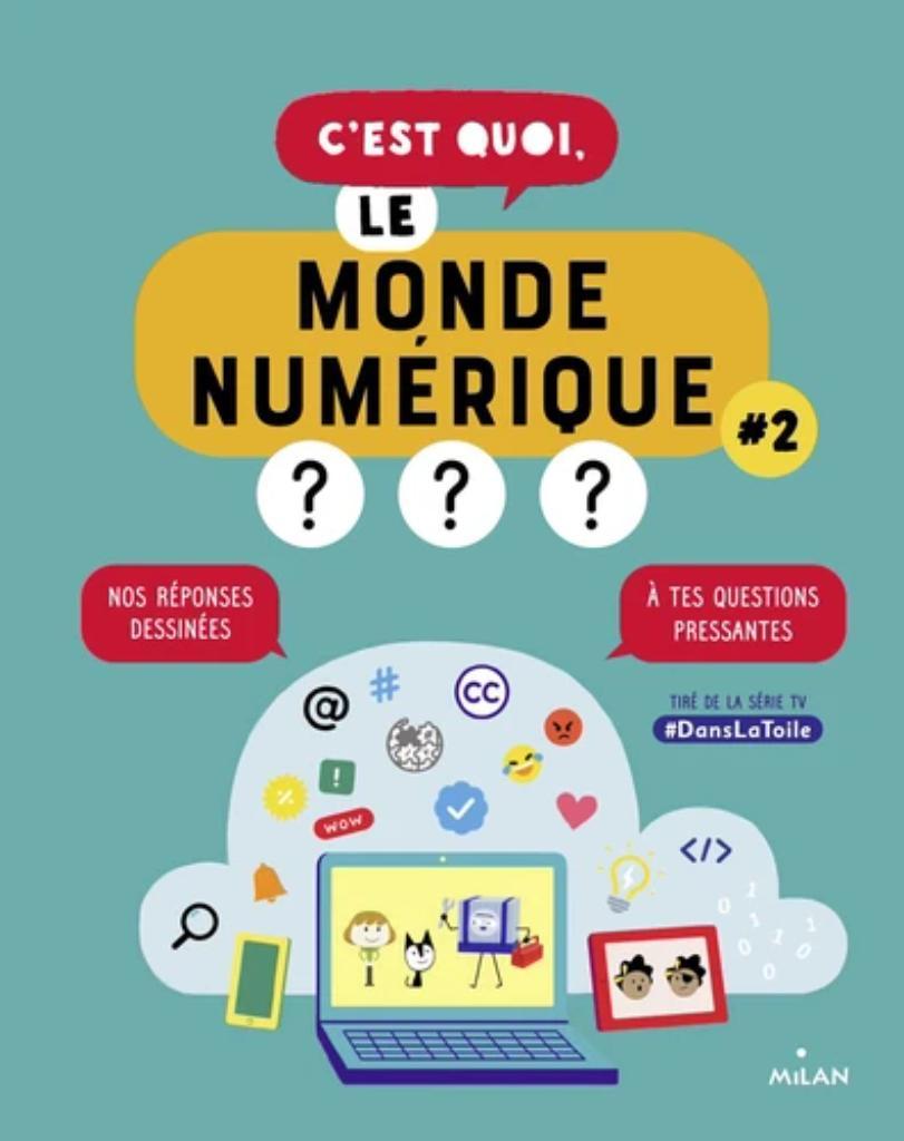 Le monde numérique#2 / Catherine Cuenca | Cuenca, Catherine. Auteur