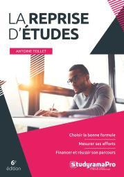 La reprise d'études / Antoine Teillet | Teillet, Antoine. Auteur