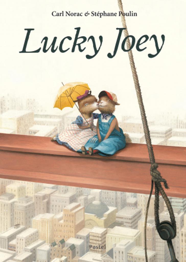 Lucky Joey / Carl Norac  