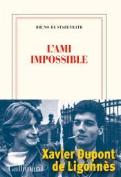 L'ami impossible / Bruno de Stabenrath | Stabenrath, Bruno de. Auteur