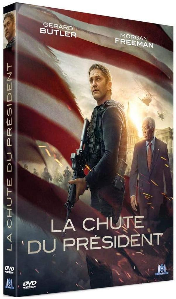 La Chute du président = Angel Has Fallen / Ric Roman Waugh, réal.    Roman Waugh , Ric . Scénariste