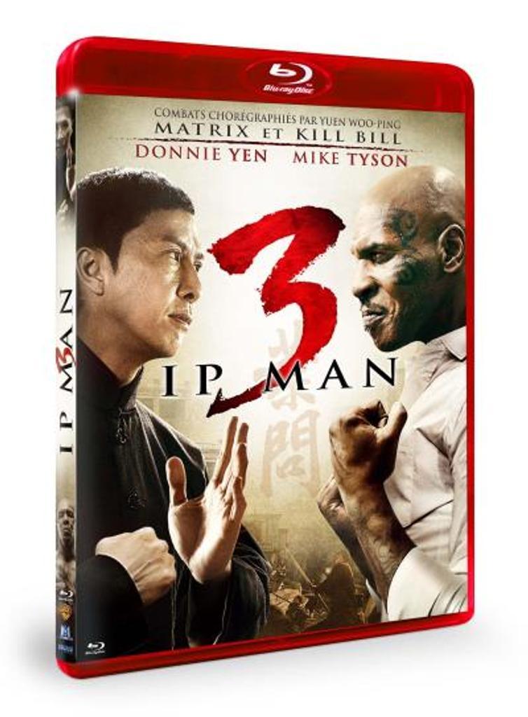 Ip Man 3 = Yip Man 3 / Wilson Yip, réal.    Yip , Wilson . Metteur en scène ou réalisateur