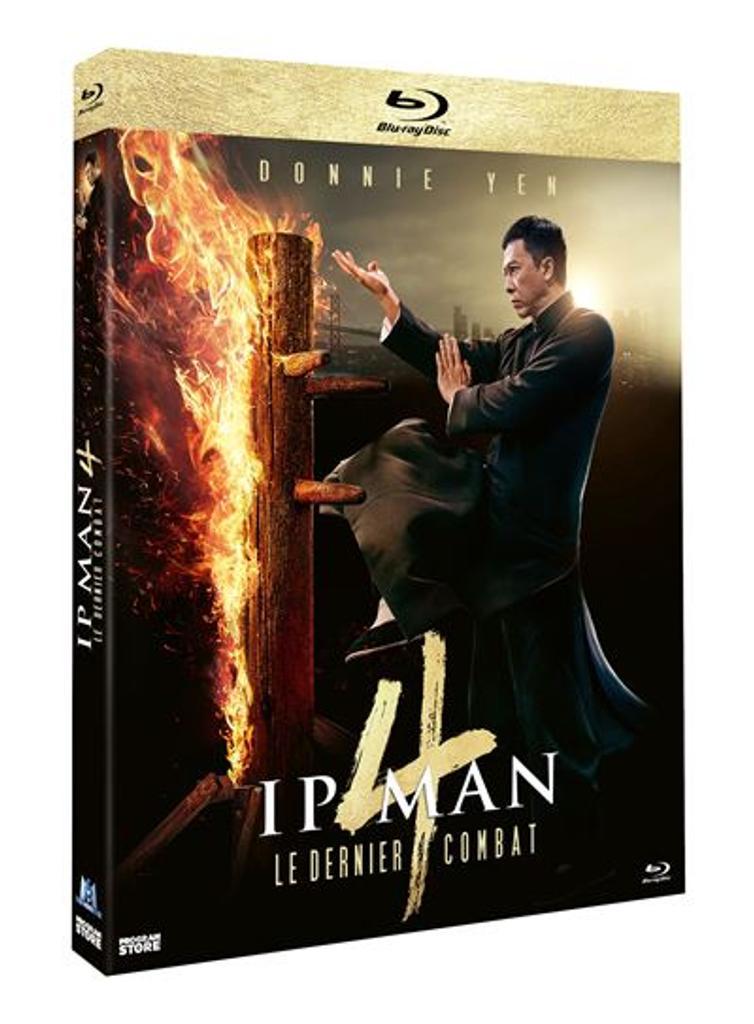 Ip Man 4 : Le dernier combat = Yip Man 4 / Wilson Yip, réal.    Yip , Wilson . Metteur en scène ou réalisateur