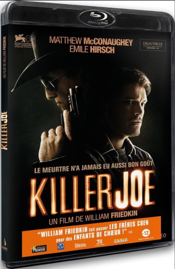 Killer Joe / William Friedkin, réal.    Friedkin , William . Metteur en scène ou réalisateur
