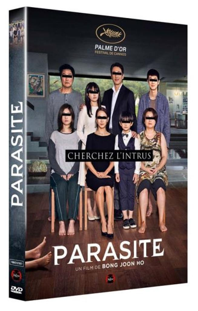 Parasite = Gisaengchung / Bong Joon Ho, réal.    Joon Ho , Bong . Scénariste