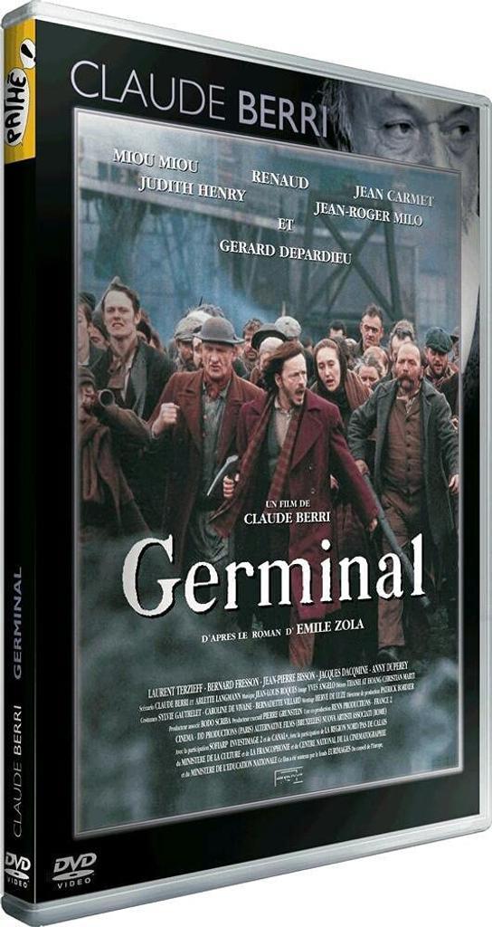 Germinal / Claude Berri, réal., scénario |