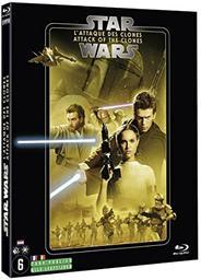Star wars. Épisode II = L'attaque des Clones / George Lucas, réal., idée orig. |