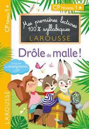 Drôle de malle : CP niveau1 / Hélène Heffner | HEFFNER, Hélène. Auteur