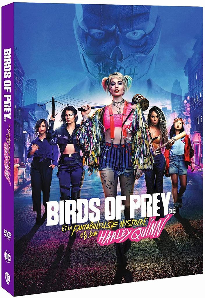 Birds of Prey : et la fantabuleuse histoire de Harley Quinn / Cathy Yan, réal.  