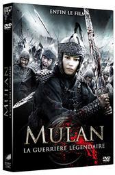 Mulan, la guerrière légendaire / Jingle Ma, réal., scénario |