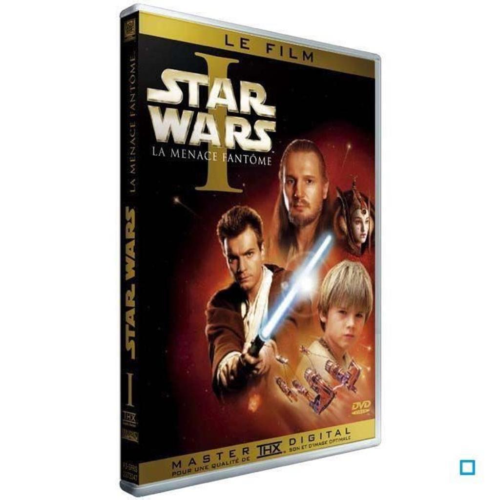 La Guerre des Etoiles. Épisode I, La menace fantôme = Star Wars / George Lucas, réal., scénario  