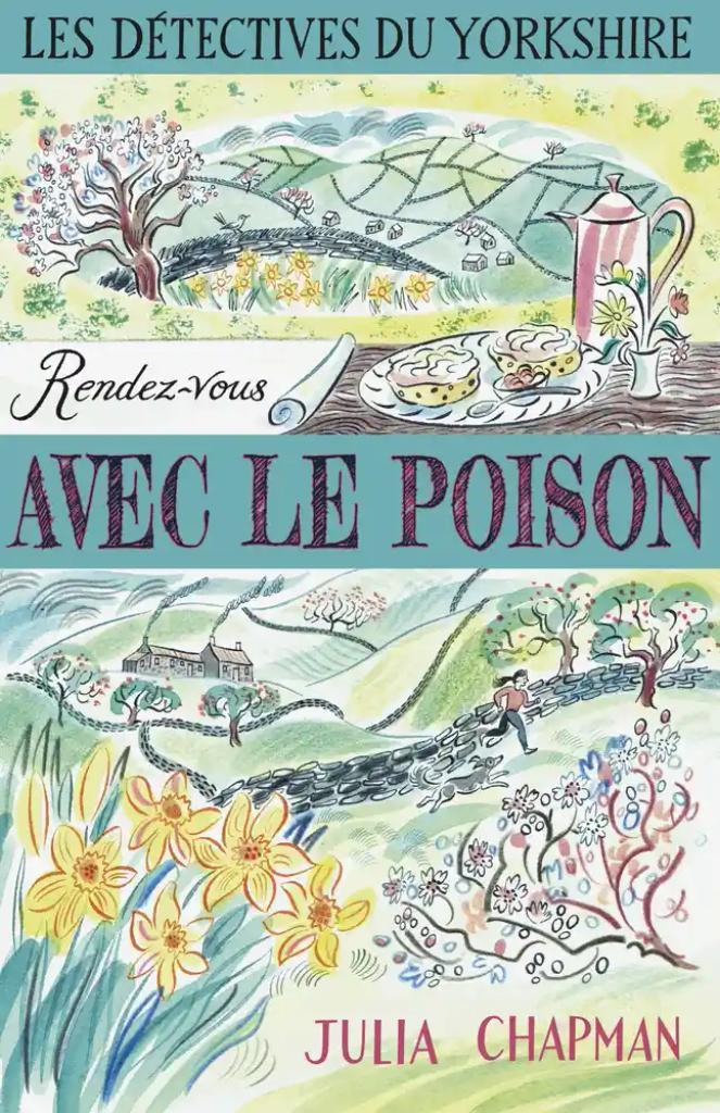 Rendez-vous avec le poison / Julia Chapman |