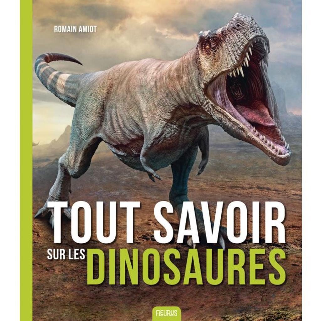 Tout savoir sur les Dinosaures / AMIOT |