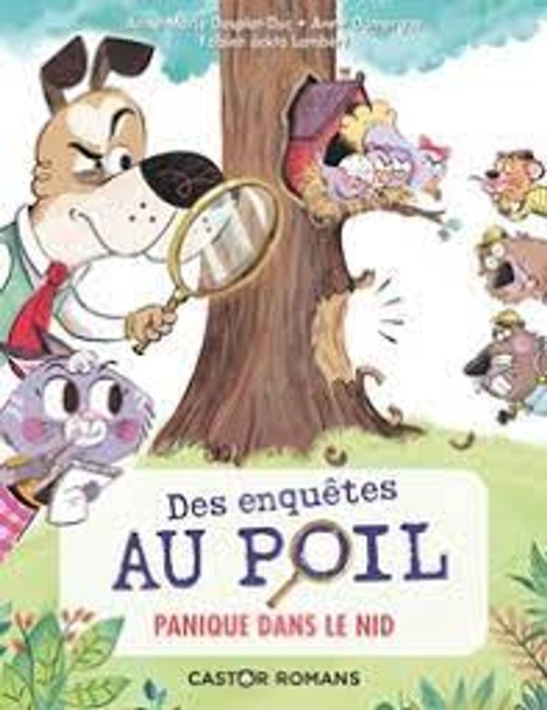 Panique dans le nid / Anne-Marie Desplat-Duc |
