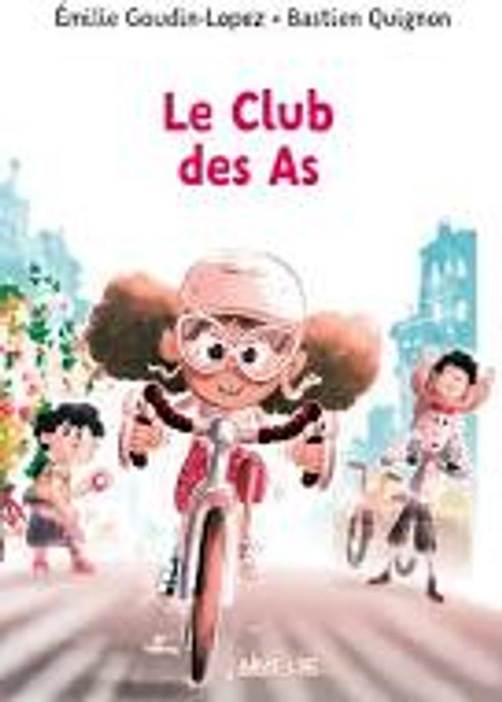 Le club des as / Emilie Goudin-Lopez |