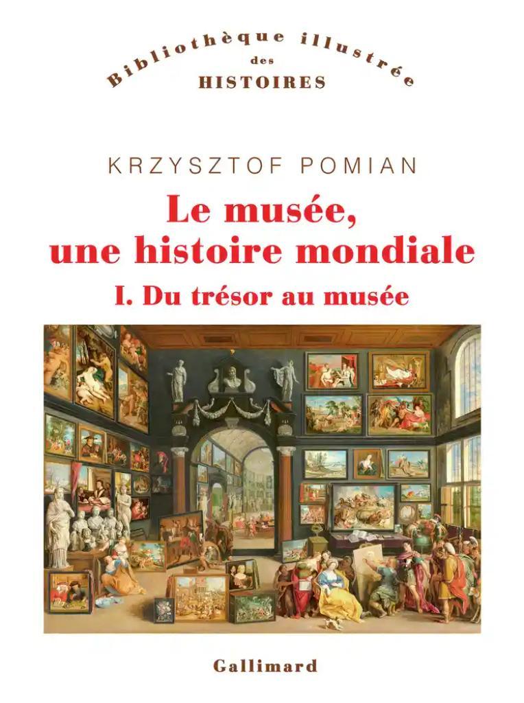 Du trésor au musée / Krzysztof Pomian |