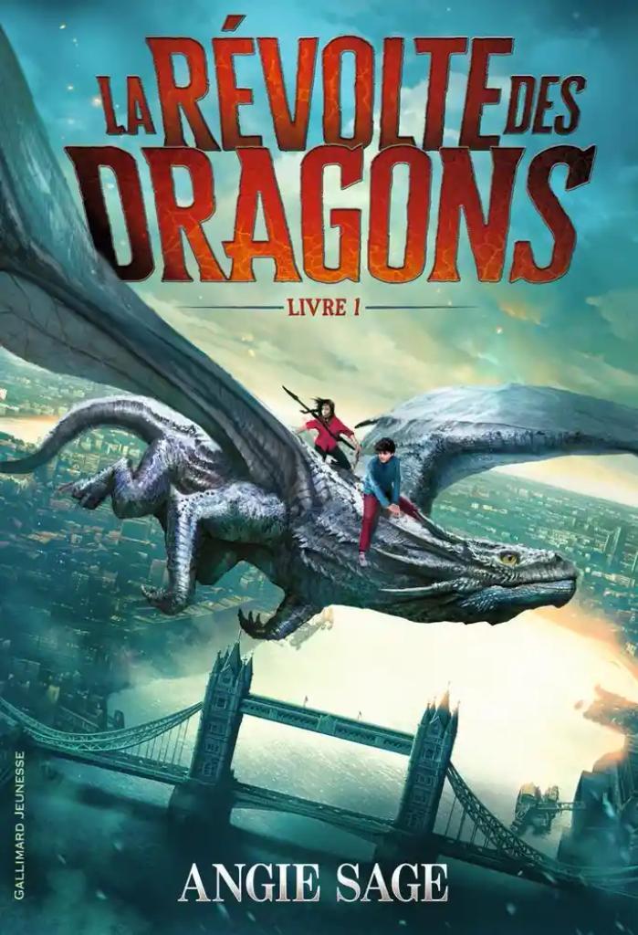 La révolte des dragons livre I / Angie Sage |