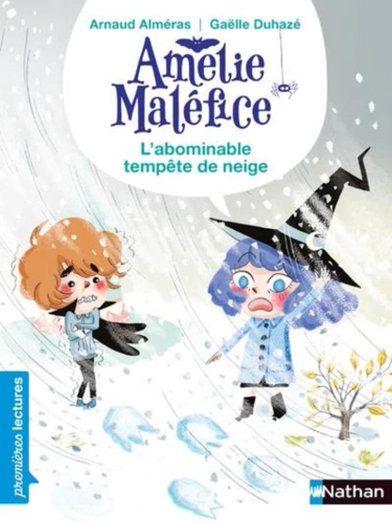 L'abominable tempête de neige / Arnaud Alméras |