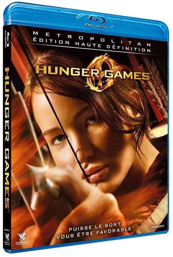 Hunger Games / Gary Ross, réal.    Ross , Gary . Scénariste