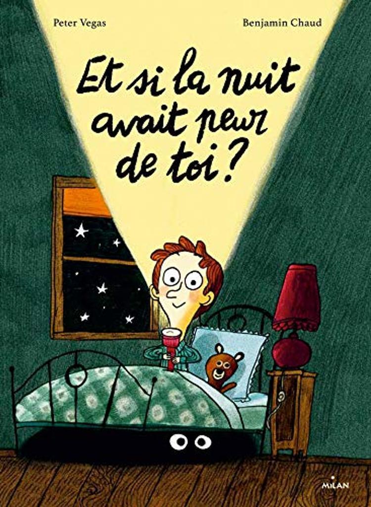 Et si la nuit avait peur de toi ? / Peter Vegas |