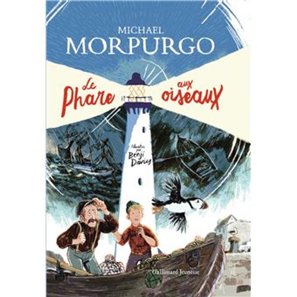 Le phare aux oiseaux / Michael Morpurgo |