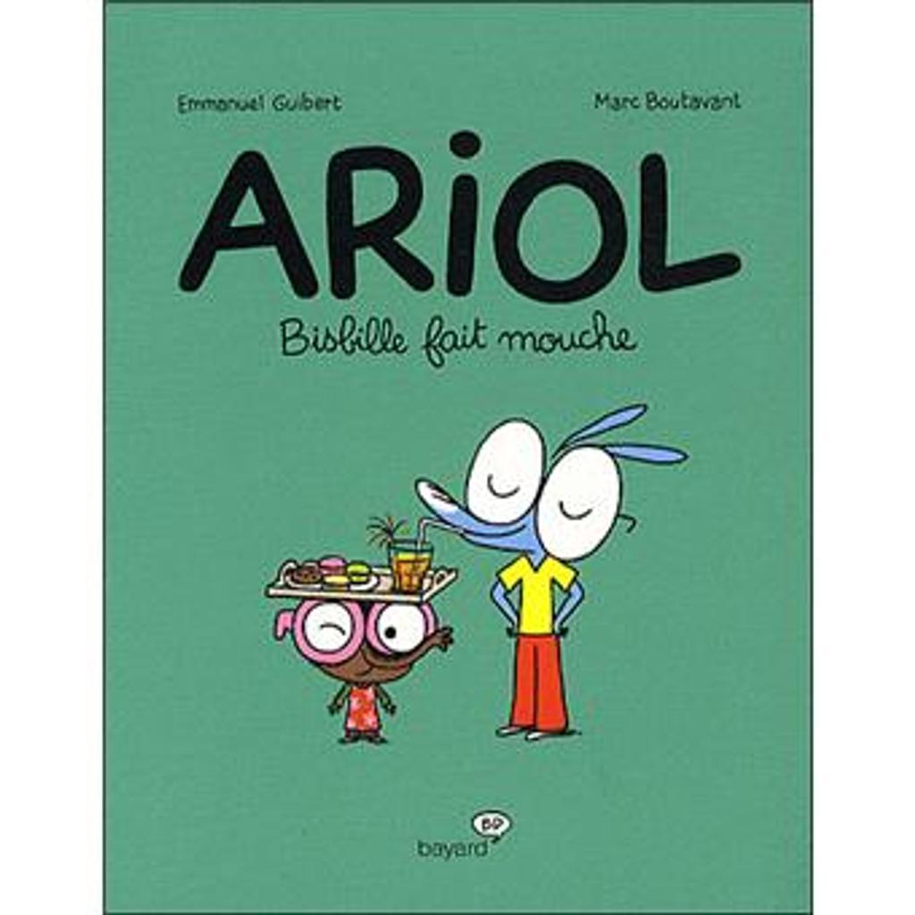 Bisbille fait mouche / Emmanuel Guibert   Guibert, Emmanuel. Auteur