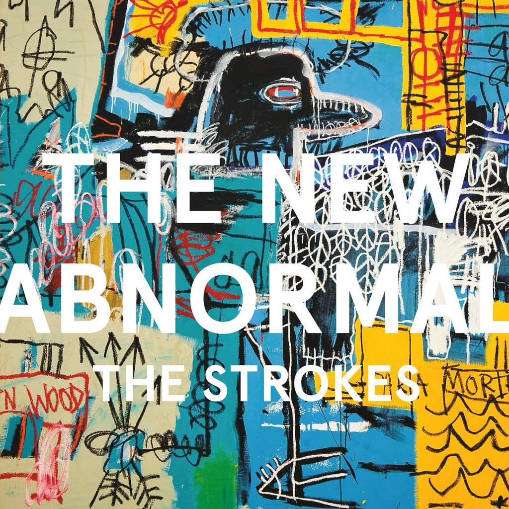 The new abnormal / the Strokes, groupe voc. et instr. |
