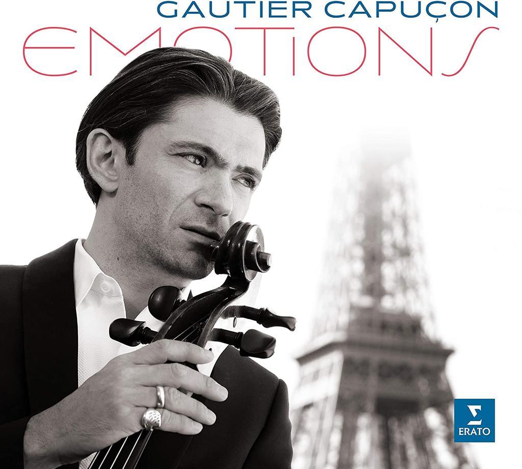 Émotions / Monnot, Debussy, Monti...[et al.] comp. | Capuçon, Gautier (1981-....). Musicien. Violoncelle