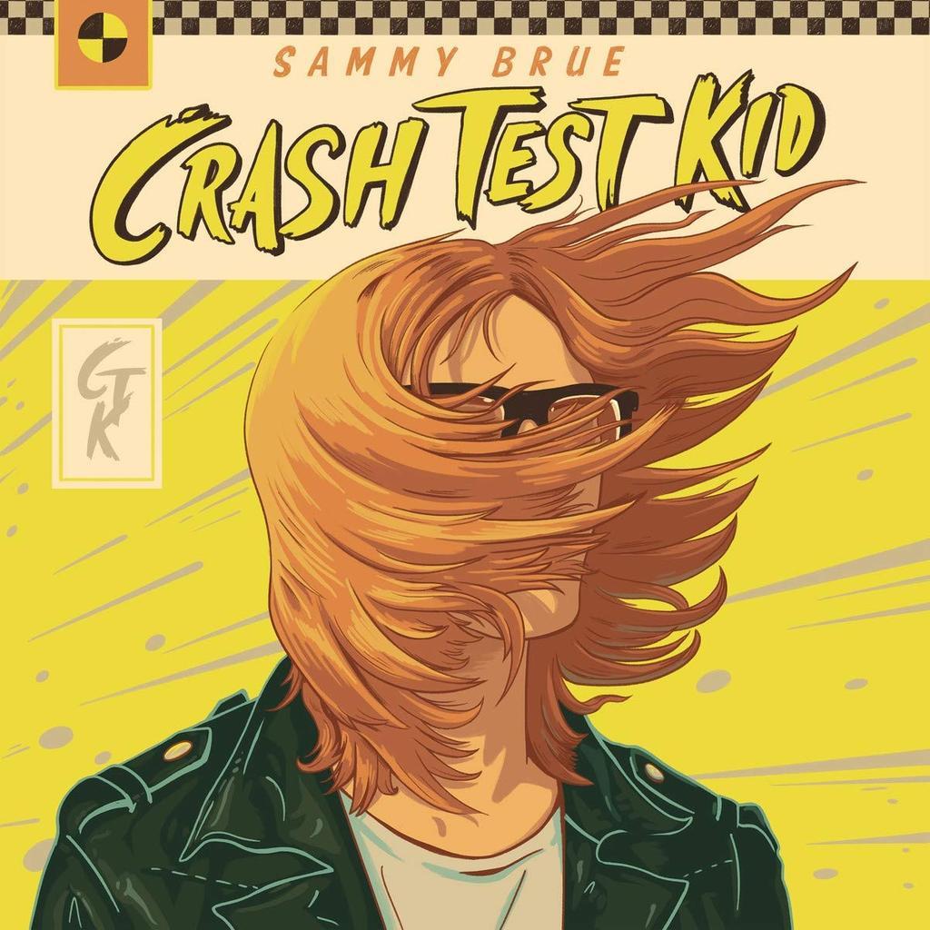 Crash test kid / Sammy Brue | Brue , Sammy