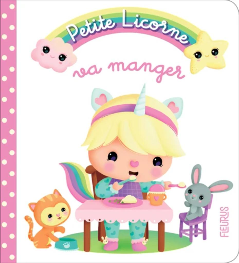 Petite Licorne va manger / Nathalie Bélineau |
