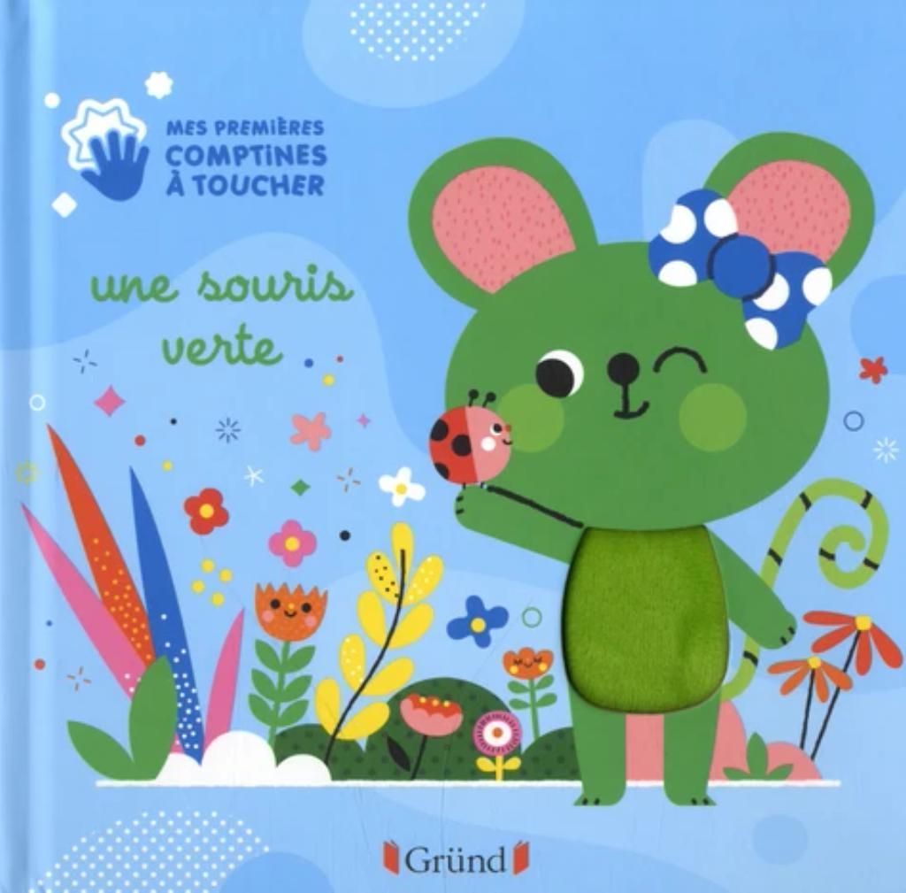 Une souris verte / Clémentine Derodit |