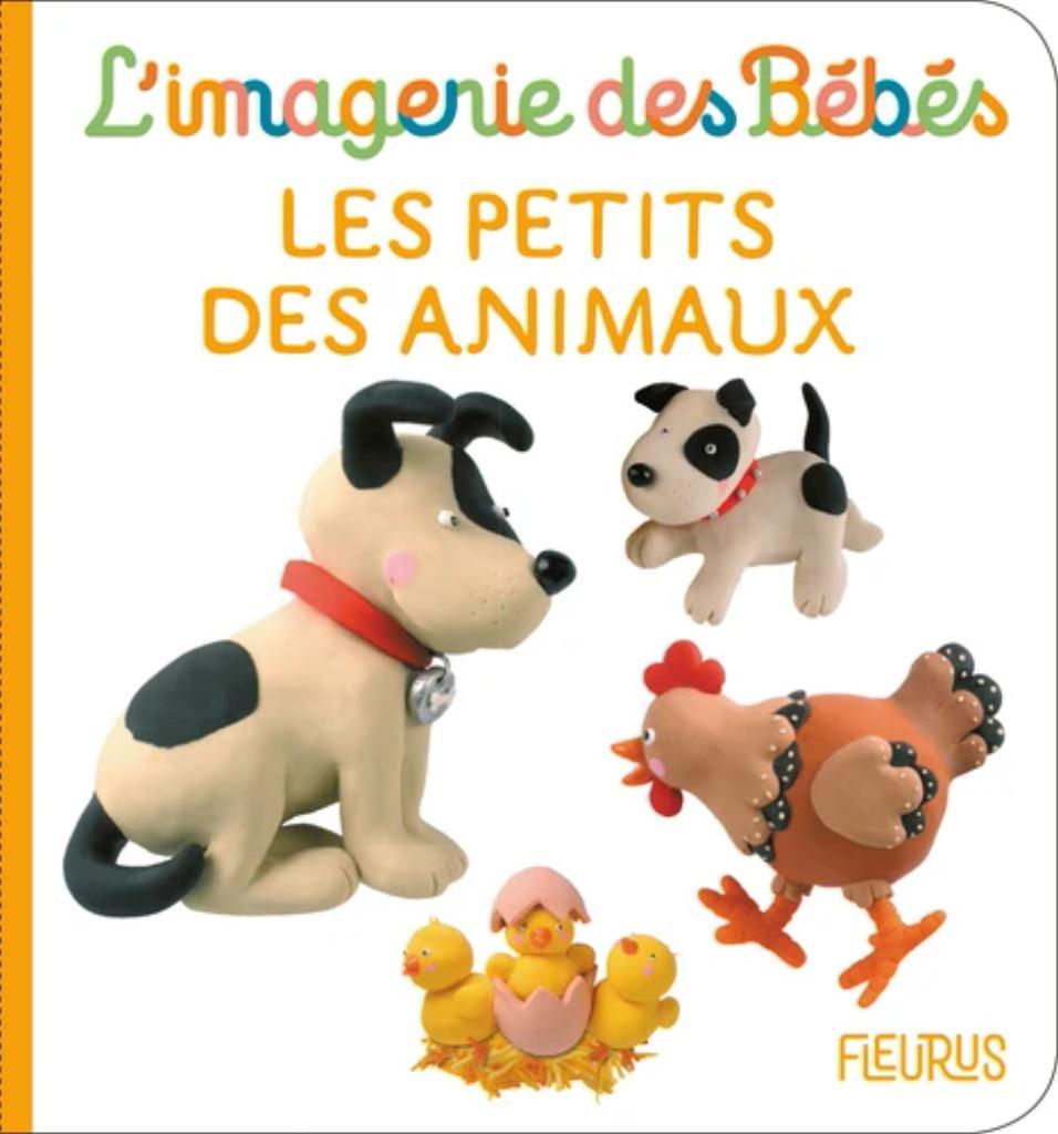 Les petits des animaux / Emilie Beaumont |
