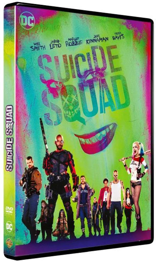 Suicide Squad / David Ayer, réal.    Ayer , David . Scénariste