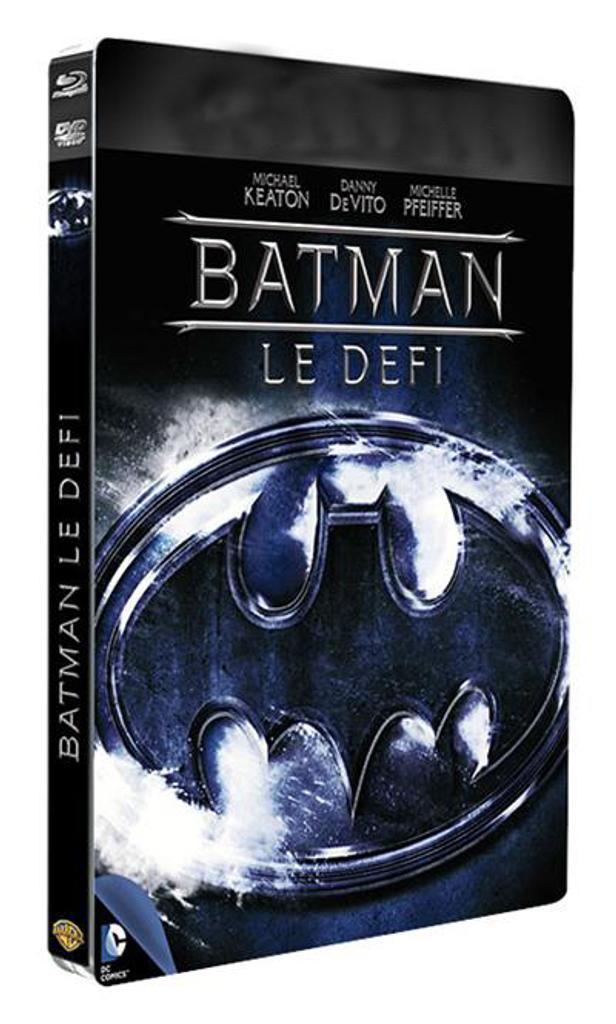 Batman : le défi / Tim Burton, réal. |