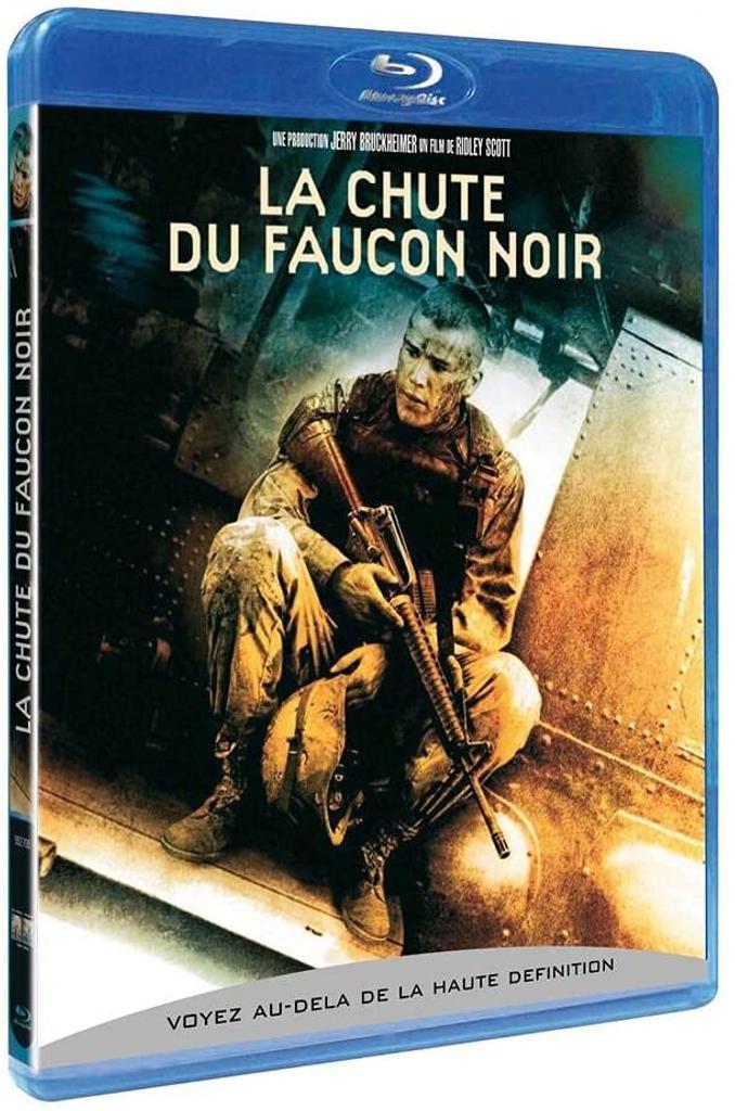 La chute du faucon noir / Ridley Scott, réal. |