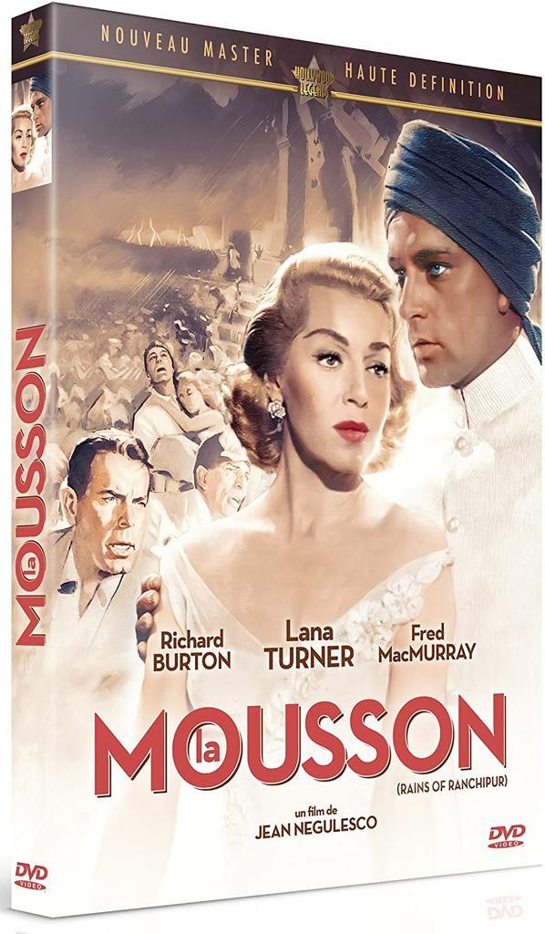 La mousson / Jean Negulesco, réal.  