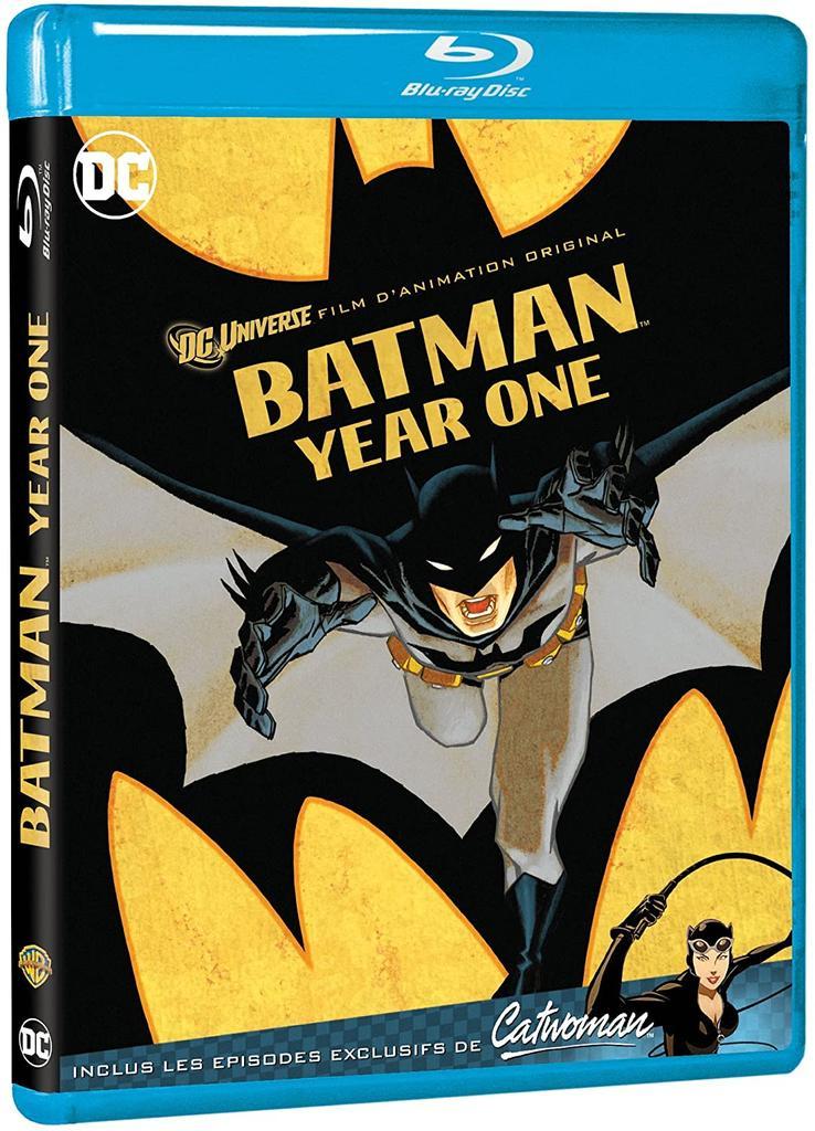 Batman : Year One / Sam Liu, Lauren Montgomery, réal.  