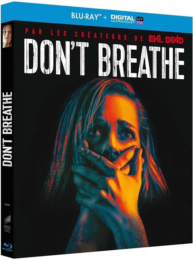 Don't breathe / Fede Alvarez, réal., scénario  