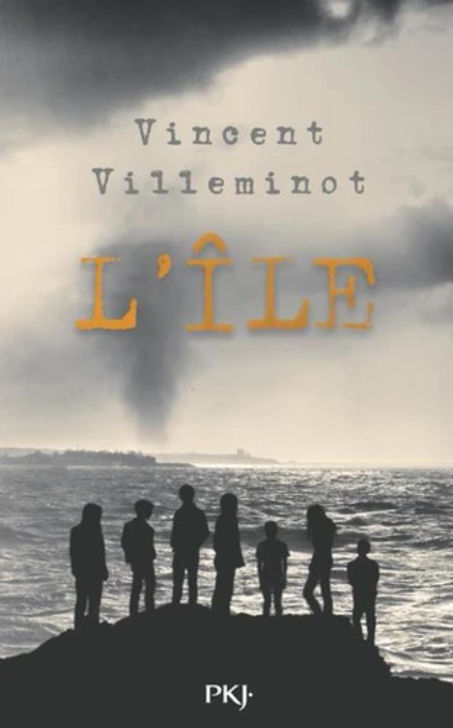 L'île / Vincent Villeminot  