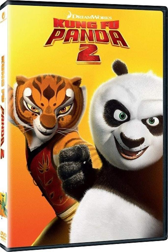 Kung fu panda 2 / Jennifer Yuh Nelson, réal.  
