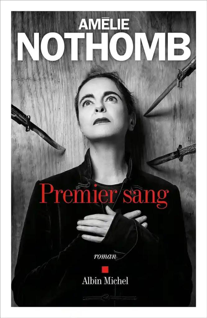 Premier sang / Amélie Nothomb | Nothomb, Amélie. Auteur