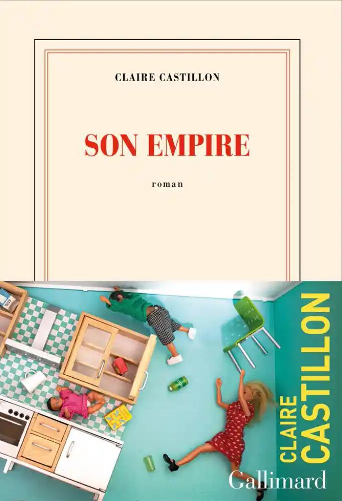 Son empire / Claire Castillon |